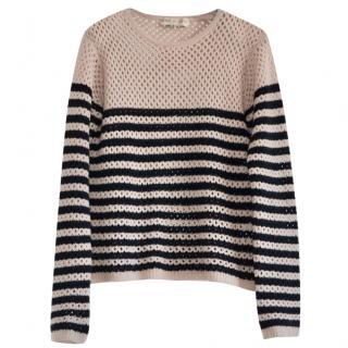 Emilio Pucci striped cashmere jumper