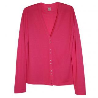 Agnona Pink Cashmere Twinset