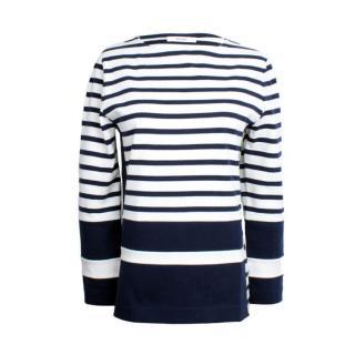 Celine Breton Cotton Top