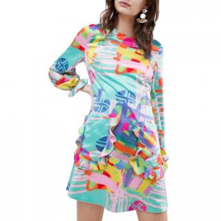 House of Holland Nova Print Dress