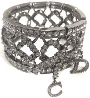 Christian Dior 'CD' Cage Cuff