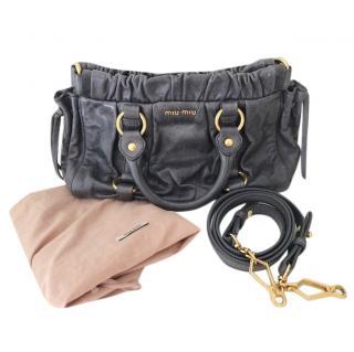 Miu Miu Vitello Leather Bag