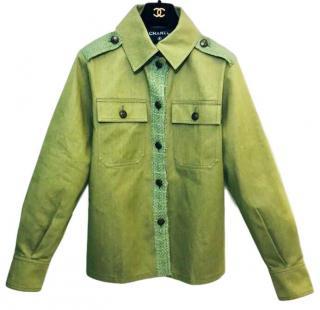 Chanel Coco Cuba Jacket