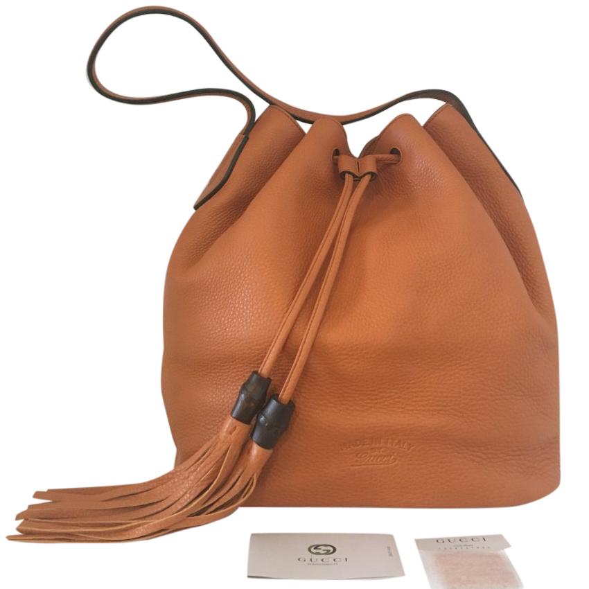 43a5b81c8ca Gucci Drawstring Bag