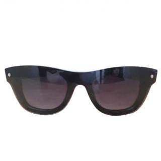 Philip Lim black sunglasses