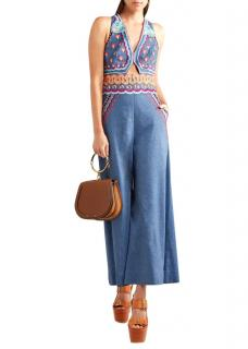 Temperley London Spellbound Embroidered Jumpsuit