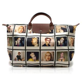 Longchamp Limited Edition Large Le Pliage Bag