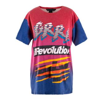 Marc by Marc Jacobs 'Revolution' Graphic T-shirt