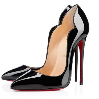 Christian Louboutin Limited Edition 'Hot Chick' Pumps