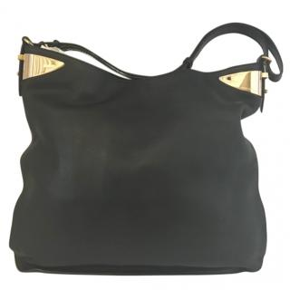 Salvatore Ferragamo Plaque Hobo Bag