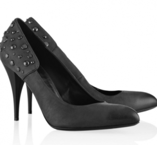 McQ Alexander McQueen Studded Leather Pumps