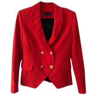 Laveer New Kadette Red Blazer
