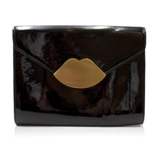 Lulu Guinness Small Envelope Clutch
