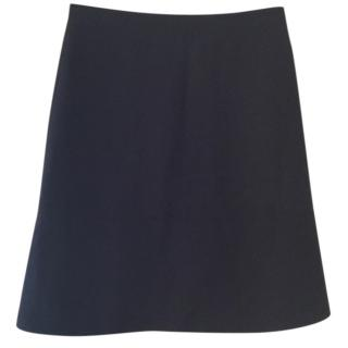 Marni Black A-line Skirt, New with tags, size 42