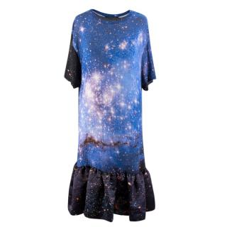 Christopher Kane Galaxy Dress