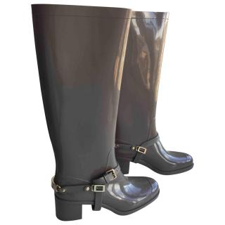 Jimmy Choo Chester Wellington Boots