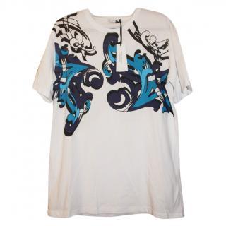 Versace T-shirt, size L, NEW