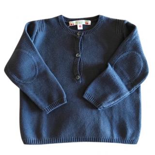 Baby Bonpoint knit cardigan