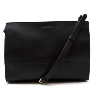 Lulu Guinness Smooth Leather Daphne Cross-body Bag