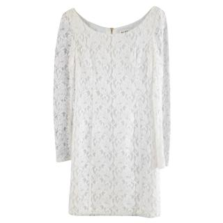 Alice by Temperley Floral Lace Dress
