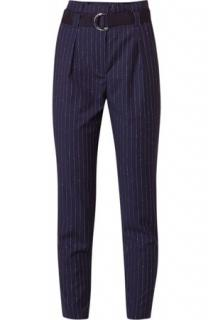 Claudie Pierlot Primevere Pinstripe Trousers