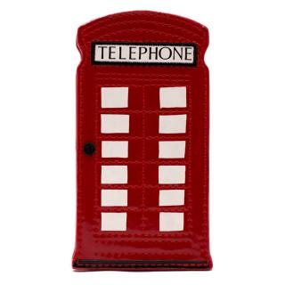 Lulu Guinness Novelty Phone Box Mobile Phone Holder