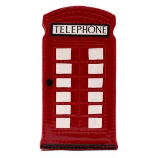 Lulu Guinness Novelty Phone Box Mobile Phone Holder