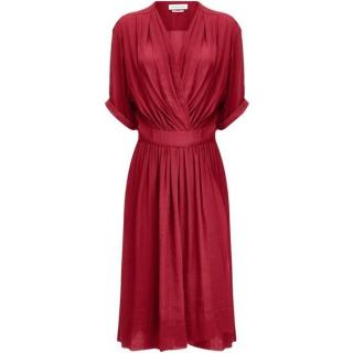 Isabel Marant Etoile Boyce wrap dress