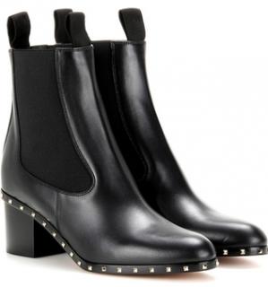 Valentino Garavani Soul Rockstud Beatle Boots