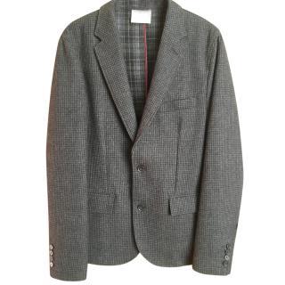 DKNY Tweed Coat