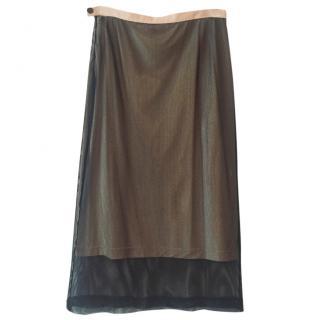 D&G Fishnet Skirt