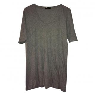 T by Alexander Wang Grey T-shirt