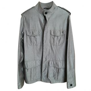 Armani Jeans Men's Grey Jacket