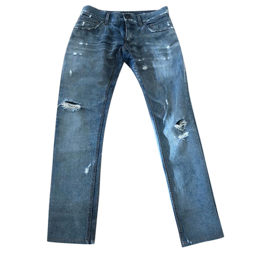Dolce & Gabbana Men�s s Denim Jeans