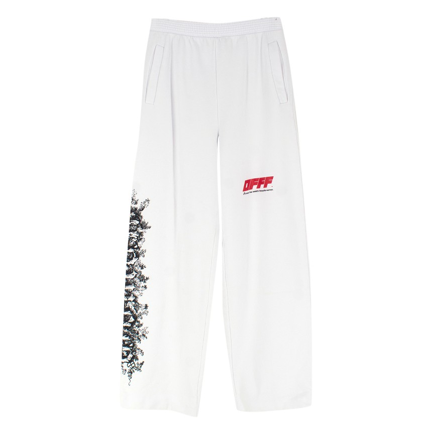 Off White Offf Tracksuit Bottoms