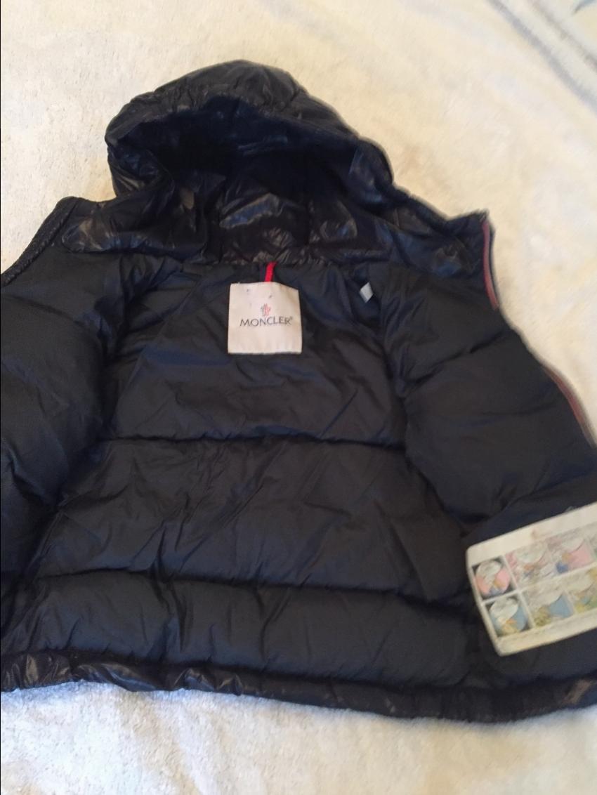 fc1581573b3b Moncler Boys Aubert Quilted Puffer Jacket