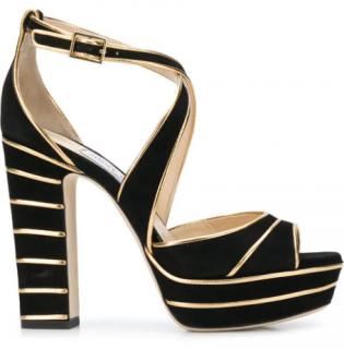 Jimmy Choo April Platform Sandals