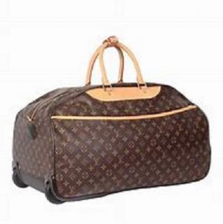 Louis Vuitton Eole 60 Monogram Rolling Travel Bag