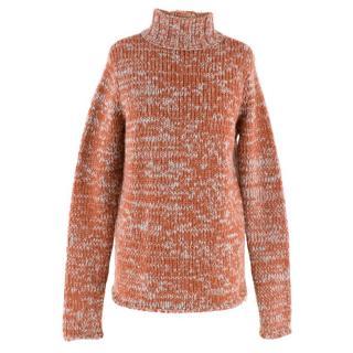 RH (Nat) Manoush Wool & Mohair-blend Chunky Knit Jumper