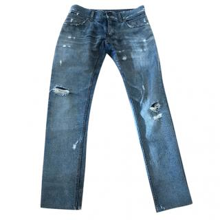 Dolce & Gabbana Men�s s Denim Jeans