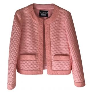 Boutique Moschino Pink Jacket