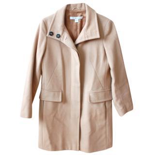 Marella Camel Wool Coat