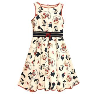 MonnaLisa Bugs Bunny And Lola Dress