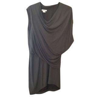 Helmut Lang Prism Drape Dress, size 4