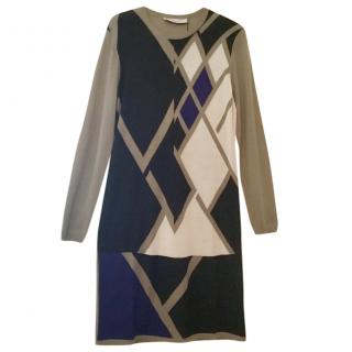 Pringle knitted dress, size M NEW.