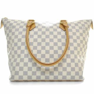 Louis Vuitton Damier Azur Saleya Bag