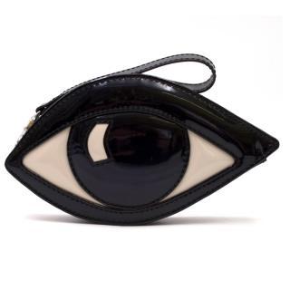 Lulu Guinness Eye Clutch