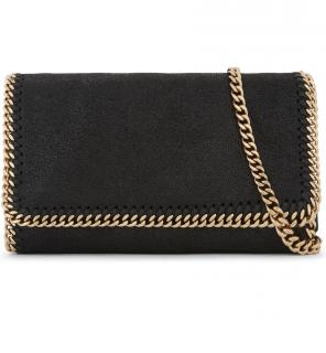 Stella McCartney Falabella Black Cross Body Bag