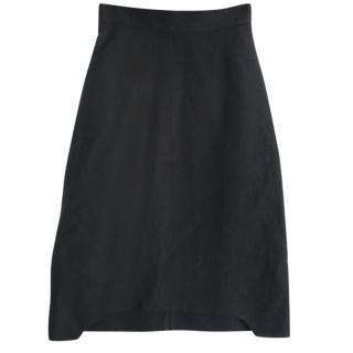 Yves Saint Laurent midi skirt