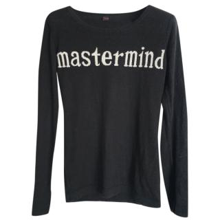 Mastermind Japan cashmere wool jumper